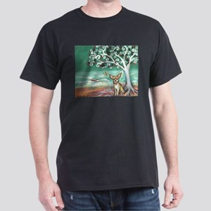chihuahua spiritual love tree T-Shirt