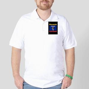 Friesland Wisconsin Golf Shirt