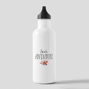 Seek Adventure Water Bottle
