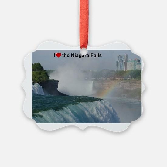 Niagara Falls 2 Ornament