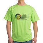 Moon Shadow Green T-Shirt