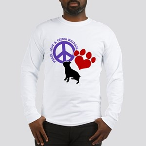 P,L, FRENCHIES Long Sleeve T-Shirt