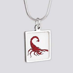 Red Scorpion Necklaces