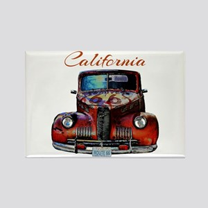 California Route 66 Truck Magnets