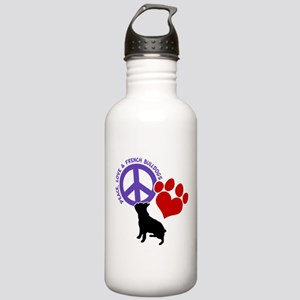 P,L, FRENCHIES Stainless Water Bottle 1.0L