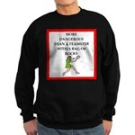 Tennis joke Sweatshirt