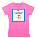 Tennis joke Girl's Tee