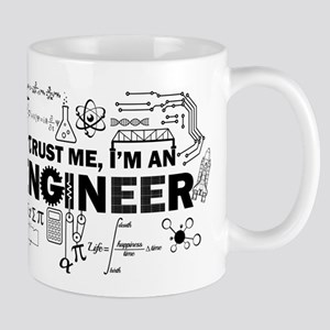 Trust Me I'm An Engineer Mugs