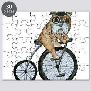 English Bulldog Puzzle