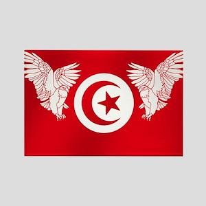 Eagles Of Tunisia Rectangle Magnet Magnets