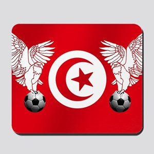 Tunisian Football Mousepad