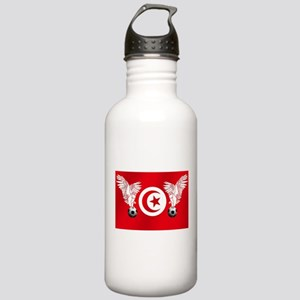 Tunisian Football Stainless Water Bottle 1.0L