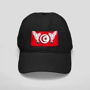 Tunisian Football Black Cap