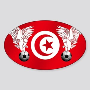 Tunisian Football Sticker
