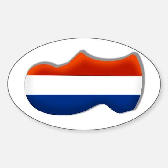 Dutch Clog Decal