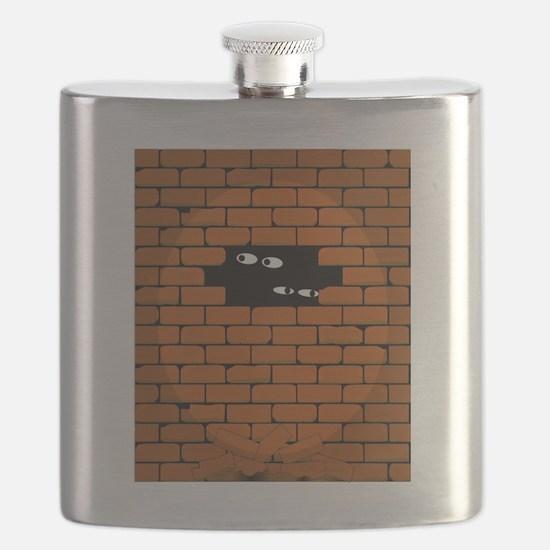 Funny Spotlight Flask
