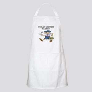 mailman gifts t-shirts BBQ Apron
