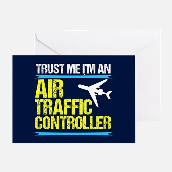 Air Traffic Controller Greeting Card