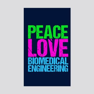 Biomedical Engineer Sticker (Rectangle)
