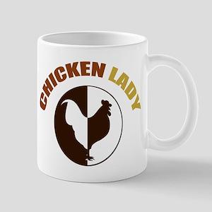 Chicken Lady Mug