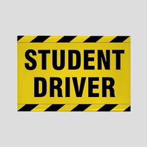 STUDENT DRIVER MAGNET Magnets