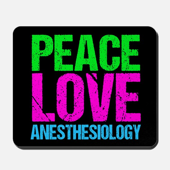 Cute Anesthesiology Mousepad
