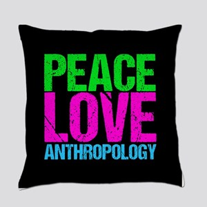 Cute Anthropology Everyday Pillow