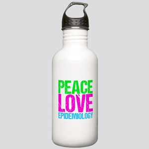 Cute Epidemiology Stainless Water Bottle 1.0L