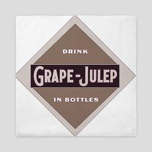Grape Julep Soda 21 Queen Duvet