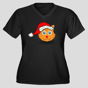 Sandy Claws Plus Size T-Shirt