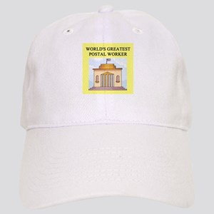 postal worker gifts t-shirts Cap