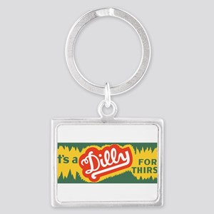 Dilly Soda 3 Keychains