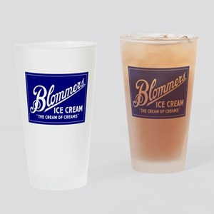 Blommers Ice Cream 21 Drinking Glass