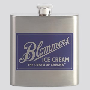 Blommers Ice Cream 21 Flask