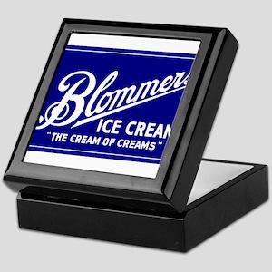 Blommers Ice Cream 21 Keepsake Box