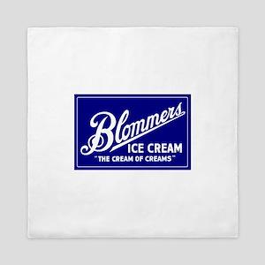 Blommers Ice Cream 21 Queen Duvet
