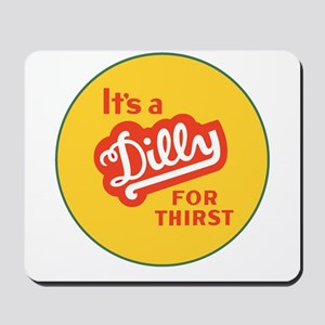 Dilly Soda 1 Mousepad