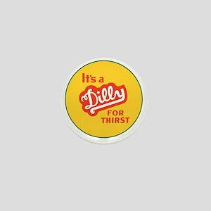 Dilly Soda 1 Mini Button