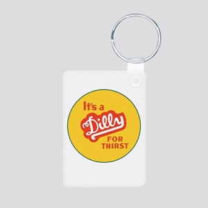 Dilly Soda 1 Keychains