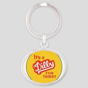 Dilly Soda 1 Keychains