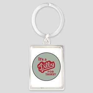 Dilly Soda 2 Keychains