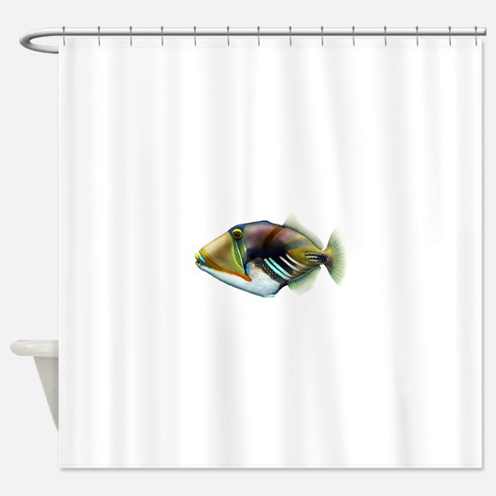 REEF Shower Curtain