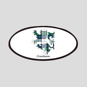 Lion-Graham dress Patch