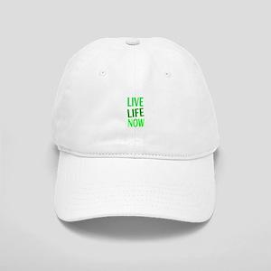 LIVE LIFE NOW Cap
