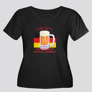 Munich Germany Oktoberfest Plus Size T-Shirt