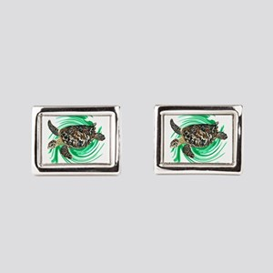 MARINER Rectangular Cufflinks