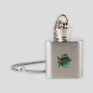 MARINER Flask Necklace
