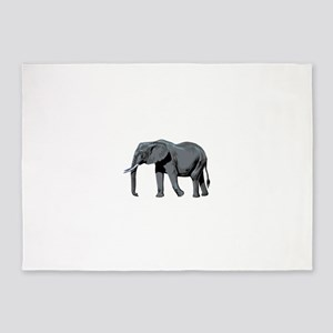 ELEPHANT 5'x7'Area Rug