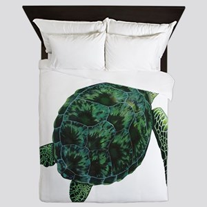 TURTLE Queen Duvet