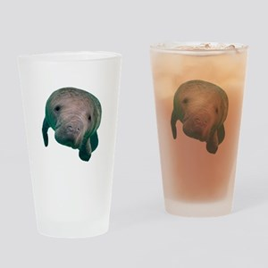 CURIOUS Drinking Glass